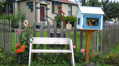 Meet the latest threat to your community: Miniature libraries | sustainablity | Scoop.it