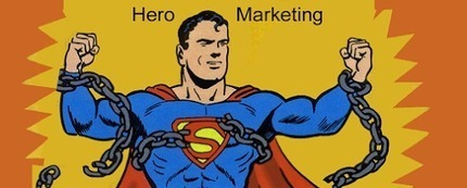 Hero Marketing Coming To Curagami: Whose Your Hero? | Curation Revolution | Scoop.it