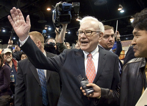 Buffett: Fiscal Cliff 'Can Be Solved'   Realms of Healthcare and Business   Scoop.it