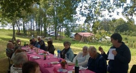 Repas au jardin partagé | (Culture)s (Urbaine)s | Scoop.it