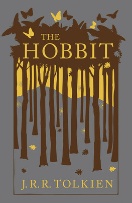 Watch The Hobbit Book Cover Transform Over 75 Years | Book Covers | Scoop.it