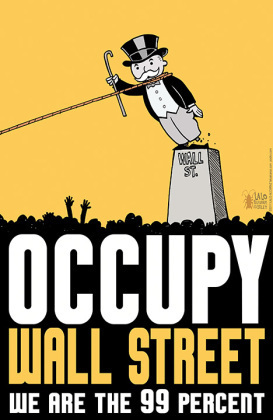 How Occupy Wall Street Helped Obama Win - OpEdNews | Liberal Political thoughts | Scoop.it