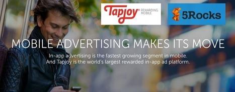 TAPJOY ACQUIRES 5ROCKS | Trending App Industry News | Scoop.it