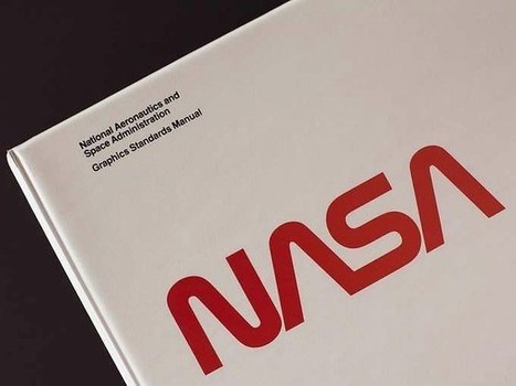 Une nouvelle vie pour le logo de la NASA | Social stuff - Techno & co | Scoop.it
