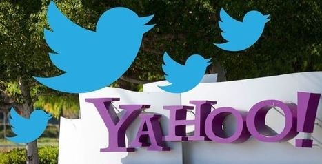 #Twitter et #Yahoo : une fusion en vue ? | Social media | Scoop.it