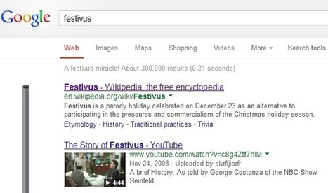 7 Mind-Blowing Secret Easter Eggs To Celebrate Google's Birthday | Recursos WordPress | Scoop.it