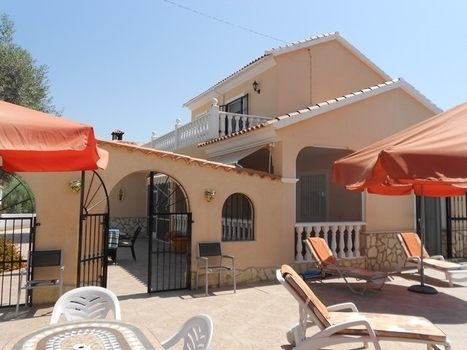 Stunning Villa In Arboleas In Spain For Sale | The Time to Invest in Spain | Scoop.it