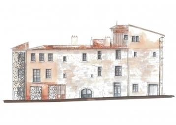 Un Fab Lab pour les touristes, quartier Saint-Jean, dans la maison Renaissance du Chamarier...   Lyon Business   Scoop.it