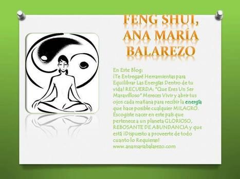 FENG SHUI, ANA MARÍA BALAREZO: MANDALAS PARA SANAR NUESTRO CUERPO CON EL FENG SHUI   Mandalas y Salud   Scoop.it