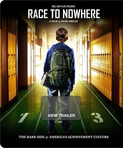 Race to Nowhere | Screening E-Postcard | Instructional Technology Tools | Scoop.it