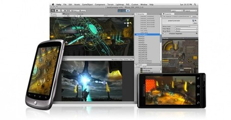 Unity gratis para iOS, Android, BlackBerry 10 y Windows Phone | Tecnologías Mobile | Scoop.it