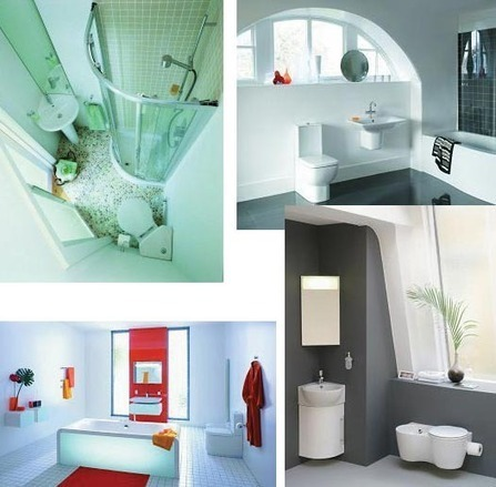 Small Bathrooms | Decorating Bathroom | Scoop.it