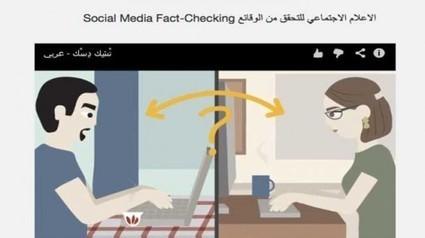 Checkdesk: Periodismo ciudadano y profesional colaborando en la verificación de la información | Periodismo Ciudadano | Periodismo Ciudadano | Scoop.it