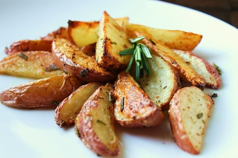 Perfect Roasted Potatoes with Rosemary | foodie | Scoop.it