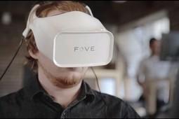 Découvrez Fove, le premier casque de réalité virtuelle piloté avec les yeux | Clic France | Scoop.it