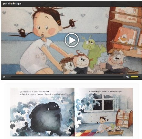 Maternelle : Un Cahier numérique de littérature (3) : Brevets et usages | Inclusion scolaire | Scoop.it