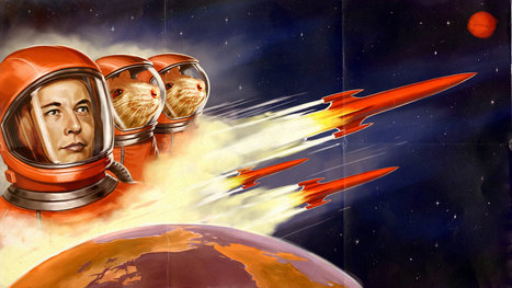 Elon Musk's Space Dream Almost Killed Tesla | Stuka78 | Scoop.it