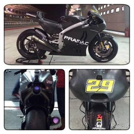 The new Desmo16 - GP14 | Ducati news | Scoop.it