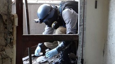 Syria chemical attack: Key UN findings | Current Events - History of the Middle East | Scoop.it
