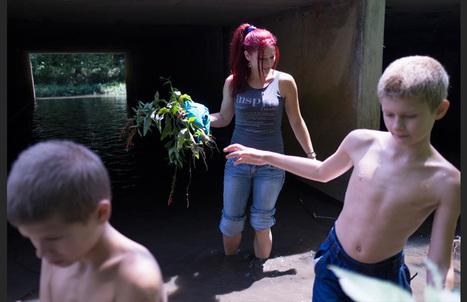 Donna Ferrato: I Am Unbeatable | Photography | Emaho Magazine | Rhizomatic Learning | Scoop.it