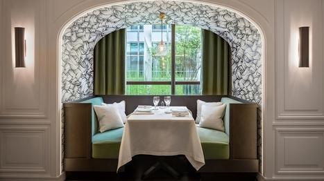 Restaurant Mathieu Pacaud | Les Gentils PariZiens : style & art de vivre | Scoop.it