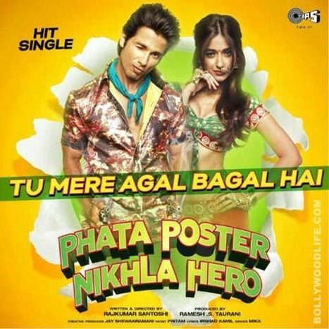 Phata Poster Nikla Hero – Shahid Kapoor and Ileana D'Cruz next film movie review and Trailer | movies | Scoop.it