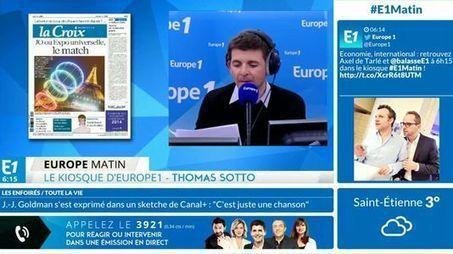 La radio tout écran | DocPresseESJ | Scoop.it
