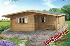 log-cabin.co Offers Garden Log Cabins for Sales | Garden Adventure Ltd | Scoop.it