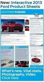 Ford eNews – Oct. 17, 2012 | StoryStream | Scoop.it