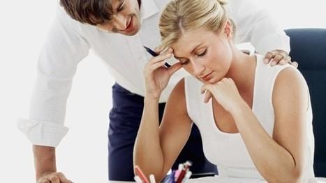 Comportements sexistes au travail : que faire ? | Les souffrances ... dans l'activité professionnelle. | Scoop.it