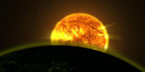 Hubble ontdekt water in atmosfeer van vijf exoplaneten - Scientias.nl | 2014 | Scoop.it