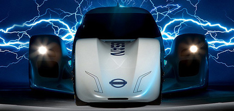 Nissan creates the world's fastest electric racing car | EnviroJMS | Scoop.it