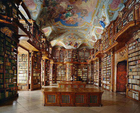 25+ Of The Most Majestic Libraries In The World | Design | Scoop.it