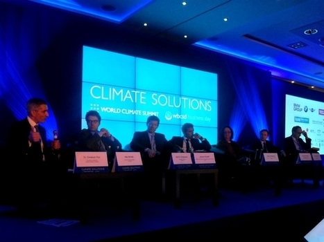 World Climate Summit: Innovation, profits, energy-efficiency and China - ITProPortal | Energy efficiency UK | Scoop.it