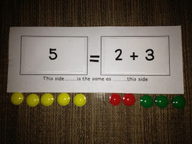 Math Coach's Corner: The Meaning of the Equal Sign   Addition Strategies   Scoop.it