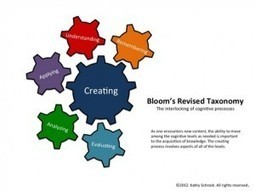 Teague's Tech Tricks - Revised Bloom's Taxonomy | Thinking, Learning, and Laughing | Scoop.it