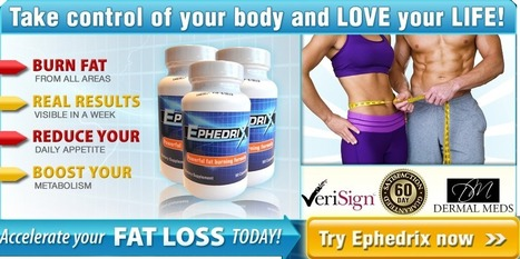 Ephedrix Review – Try This Weight Loss Diet Now! | How To Do Effectively Weight Loss | Scoop.it