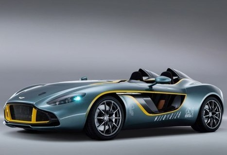 Aston Martin Celebrates Its 100th Birthday | Cultural Trendz | Scoop.it