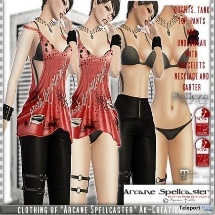 Break The Patterns Group Gift by *Arcane Spellcaster* Ak-Creations   Secondlife freebies   Scoop.it