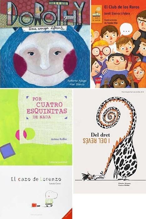 40 libros sobre valores y acoso escolar | entornolibros | Scoop.it