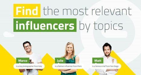 Finder: alla ricerca degli influencer più influenti! | Marketing e Social Media | Scoop.it