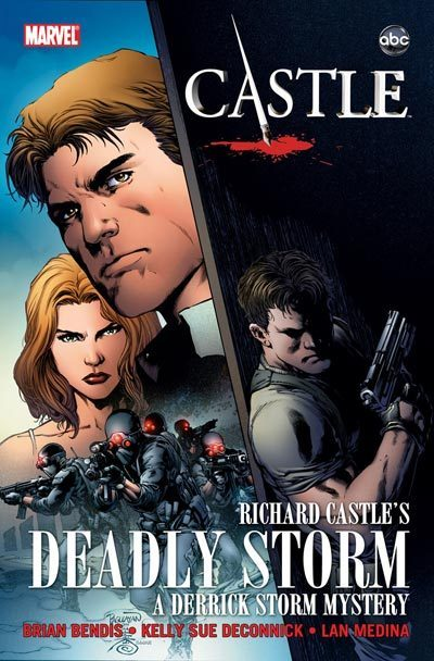 "ABC's ""Castle"" To Get Graphic Novel  [ON SALE SEPTEMBER 28, 2011] 