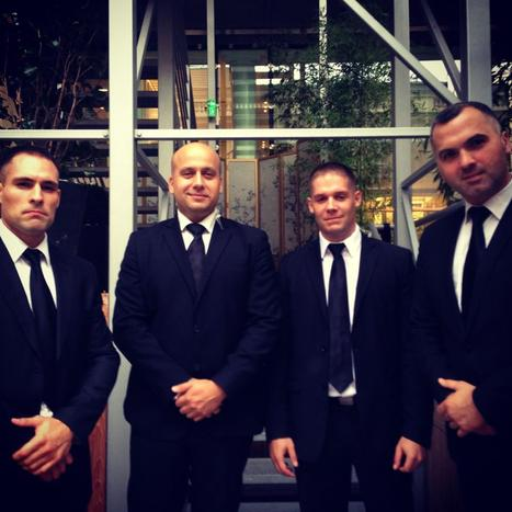International close protection bodyguard executive services | Defense & Security | Scoop.it