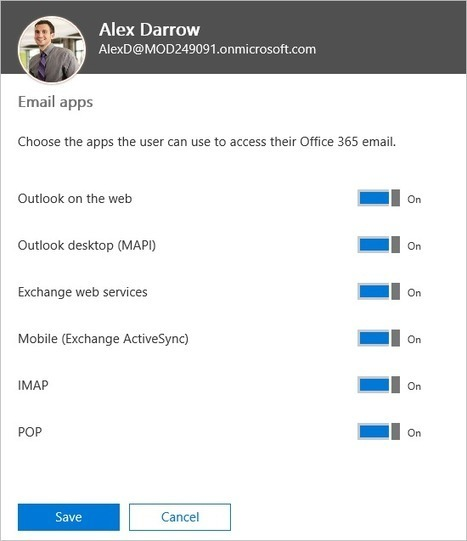 What's new in Office 365 administration—May roundup - Office Blogs   Sharepoint 2013 FR - OFFICE 365 - YAMMER   Scoop.it