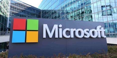Microsoft s'organise en «collectif auto-apprenant» | SYLVIE MERCIER | Scoop.it