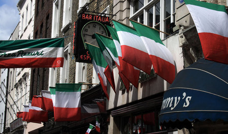 10 bars to watch Italy play if you're not in Italy | Italia Mia | Scoop.it