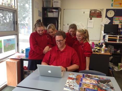 Teacher recognised for ICT use - Ballarat Courier | test | Scoop.it