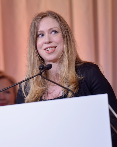 Why Chelsea Clinton is worth $600,000 to NBC and you aren't | Global Geopolitics & Political Economy | Scoop.it