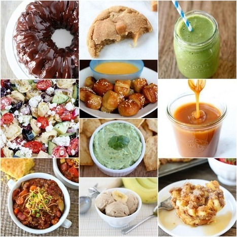 Top 10 Recipes from 2013 | Two Peas & Their Pod | Greek food | Scoop.it
