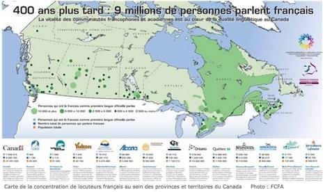 BIENVENUE AU CANADA - Tapis rouge aux immigrants francophones !   Job search, coaching & Management   Scoop.it